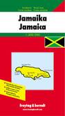 Jamaica Travel Map
