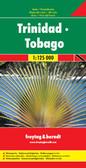 Trinidad and Tobago Travel Map
