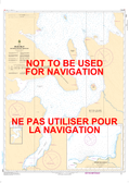 Milne Inlet, Southern Portion / Partie Sud Canadian Hydrographic Nautical Charts Marine Charts (CHS) Maps 7513