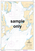 St. Roch and/et Rasmussen Basins Canadian Hydrographic Nautical Charts Marine Charts (CHS) Maps 7787