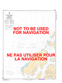 Cape Manning to/à Borden Island Canadian Hydrographic Nautical Charts Marine Charts (CHS) Maps 7952