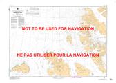 Borden Island to/ À Cape Stallworthy Canadian Hydrographic Nautical Charts Marine Charts (CHS) Maps 7953