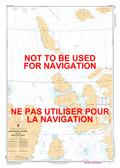 Byan Martin Channel to/au Maclean Strait Canadian Hydrographic Nautical Charts Marine Charts (CHS) Maps 7980