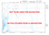 Funk Island and Approaches / et les approches Canadian Hydrographic Nautical Charts Marine Charts (CHS) Maps 8015