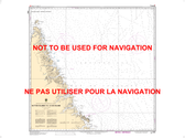 Button Islands to / à Cod Island Canadian Hydrographic Nautical Charts Marine Charts (CHS) Maps 8046