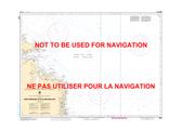 Cape Harrison to / à St. Michael Bay Canadian Hydrographic Nautical Charts Marine Charts (CHS) Maps 8048