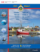 Canadian Tide Tables 1
