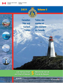 Canadian Tide Tables 5