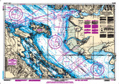 Nautical Instructional Chart 9996C