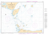 Nautical Instructional Chart 9997C