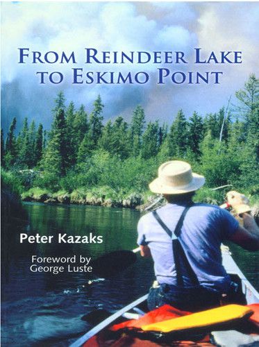 In this account of an 800-mile canoe trip – which begins at Reindeer Lake on the Manitoba/Saskatchewan border, continues into Nunavut past the treeline, and ends on Hudson Bay – Peter Kazaks conveys the experience of being in the north by describing the daily details that bring the trip to life.