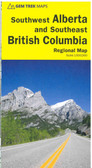 Southwest Alberta and Southeast British Columbia