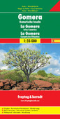 Gomera Travel Map