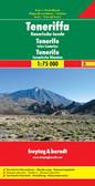 Tenerife Travel Map