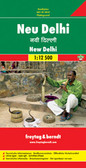 New Delhi Travel Map