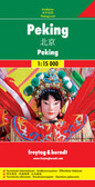 Beijing Peking Travel Map