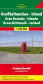 Great Britain & Ireland Travel Map