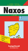 Naxos Travel Map
