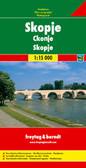 Skopje Travel Map