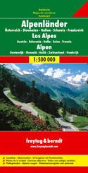 Alps Travel Map