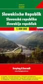 Slovak Republic Travel Map