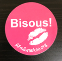 Bisous magnets