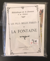 Fables de la Fontaine cards