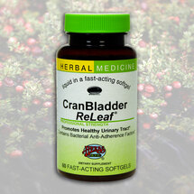 CranBladder ReLeaf® Softgels 60 ct.