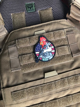 Tactical Cock PVC Patch