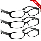 Value 3 Pack Reading Glasses