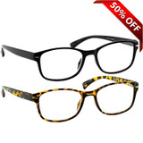 Reading Glasses Value 2 Pack