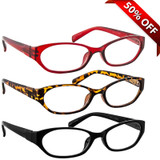 Reading Glasses Value 4 Pack