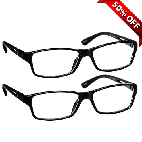 Value 2 Pack Computer Reading Glasses