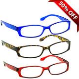 Value 3 Pack Reading Glasses