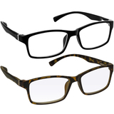 Webster Computer Reading Glasses 2 Pack Black Tortoise