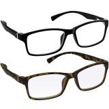 Webster Computer Reading Glasses 2 Pack Black Tortoise