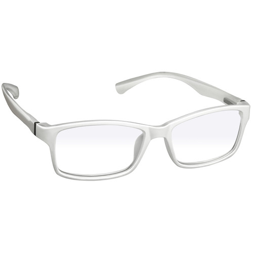 Computer Reading Glasses White