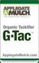 G-TACK Organic Guar Tackifier   Case of 8 - 5lb Bags   Applegate Mulch