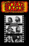 AIR FRESHENER - CHEECH & CHONG - FILM STRIPS
