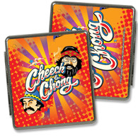 Cheech & Chong Deluxe Cigarette Case - 100mm