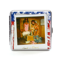 "Cheech & Chong Deluxe Cigarette Case - 85 mm ""Ballerina"""