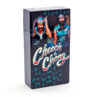 "Cheech & Chong Flip Top Cigarette Case - 100mm ""The Guys"""