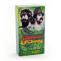 "Cheech & Chong Flip Top Cigarette Case - 100mm ""Reflections"""