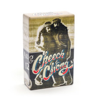 "Cheech & Chong Flip Top Cigarette Case - 85mm ""Party"""