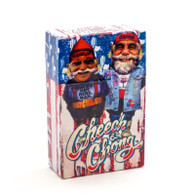 "Cheech & Chong Flip Top Cigarette Case - 85mm ""USA"""