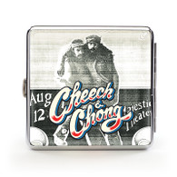 "Cheech & Chong Deluxe Cigarette Case - 85 mm ""Party"""