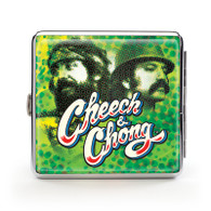 "Cheech & Chong Deluxe Cigarette Case - 85 mm ""Reflections"""