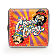"Cheech & Chong Deluxe Cigarette Case - 85 mm ""Rise to the Occasion"""