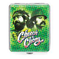 "Cheech & Chong Deluxe Cigarette Case  - 100mm ""Reflections 2"""