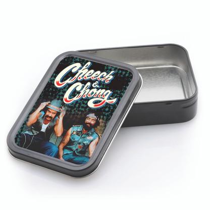 LARGE STASH TIN - CHEECH & CHONG THE GUYS